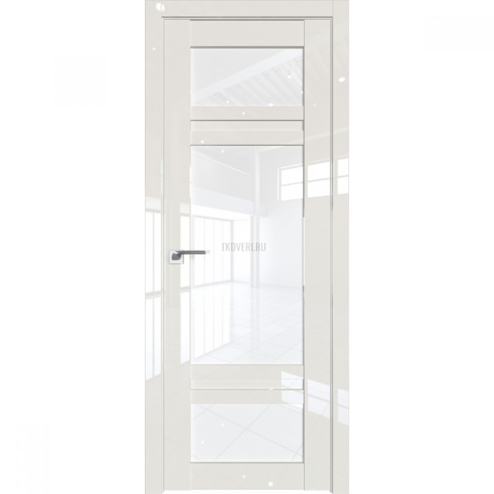 2.46L триплекс белый Магнолия люкс