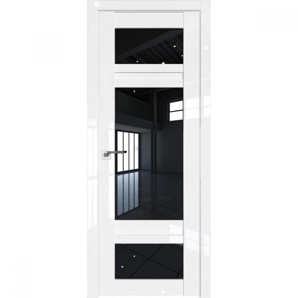 2.46L триплекс черный Белый люкс