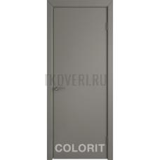 K6 COLORIT ДГ Темно-серая эмаль