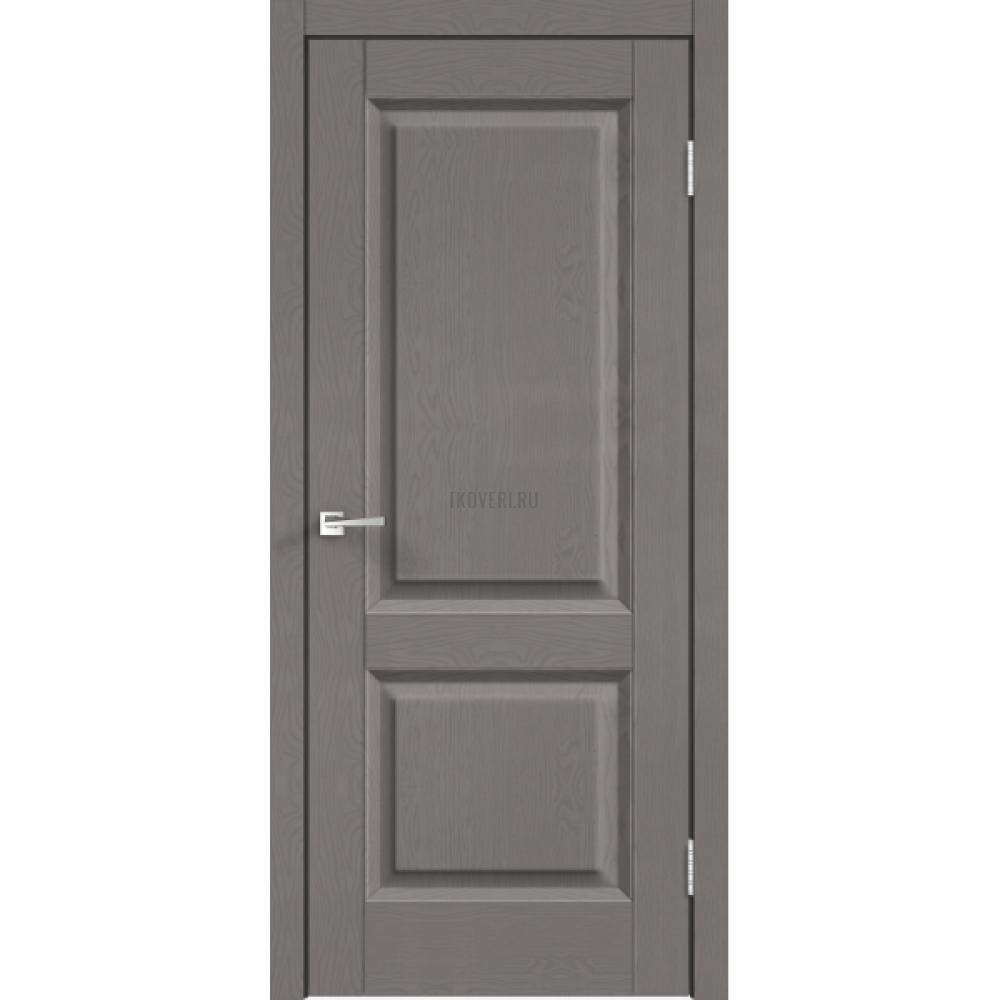 Дверь SoftTouch SoftTouch ALTO 6 цвет Ясень грей структурный