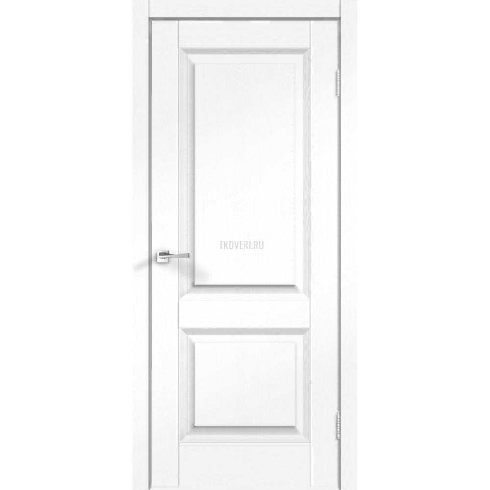 Дверь SoftTouch SoftTouch ALTO 6 цвет Ясень белый структурный