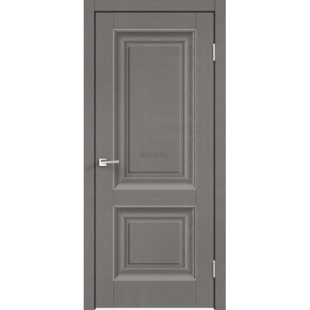 Дверь SoftTouch SoftTouch ALTO 7 цвет Ясень грей структурный