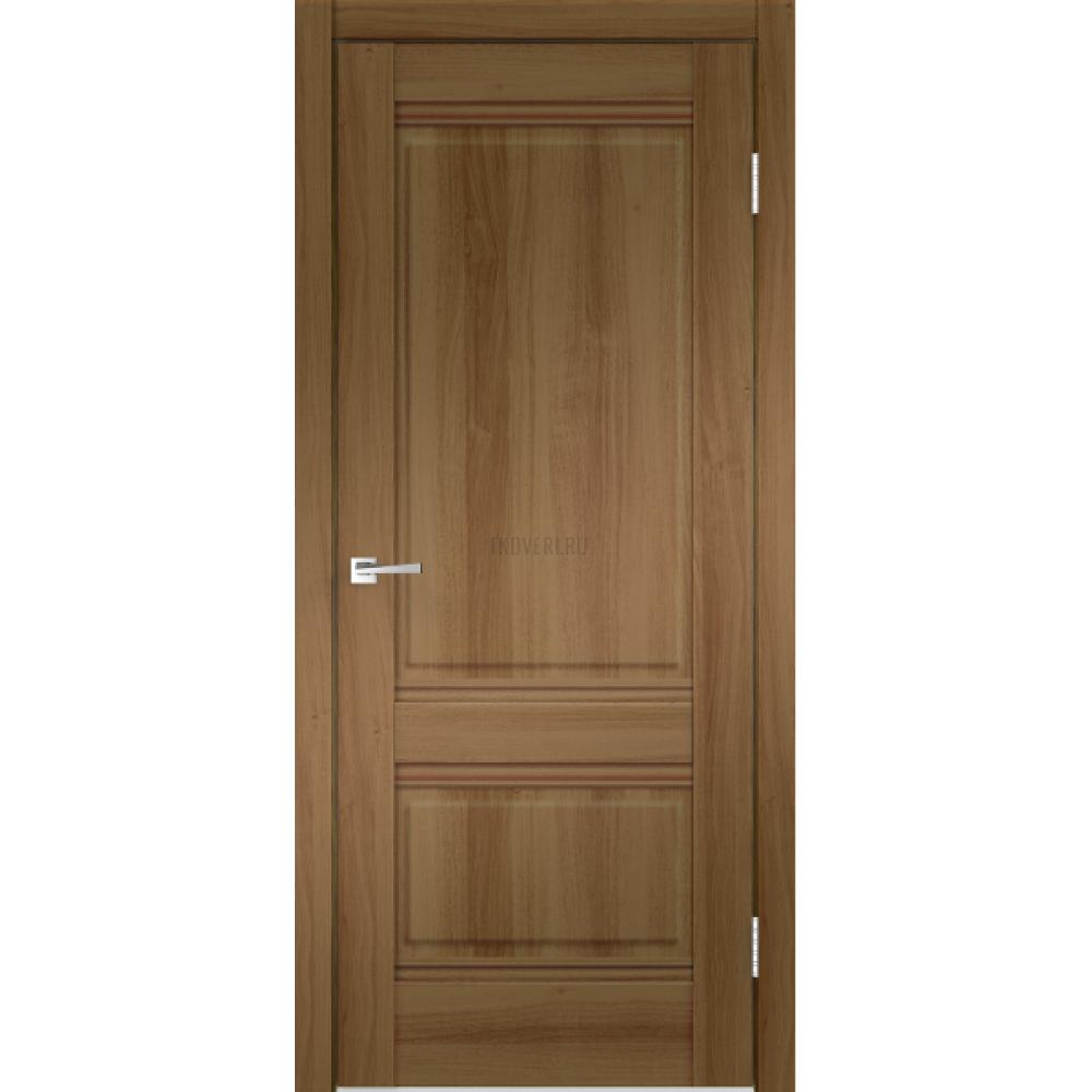 Дверь Экошпон ALTO 2P цвет Орех Золотой