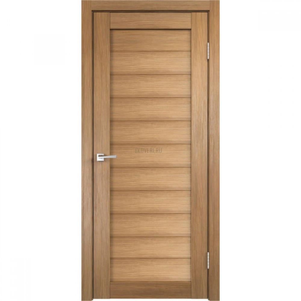 Дверь Экошпон DUPLEX 0 цвет Дуб золотой