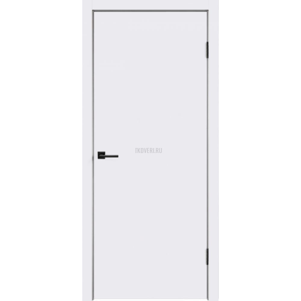 Дверь Эмаль SCANDI 1 цвет Белый RAL9003