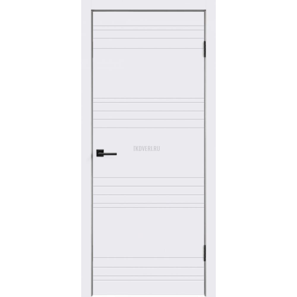 Дверь Эмаль SCANDI N цвет Белый RAL9003