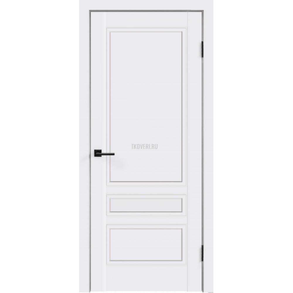 Дверь Эмаль SCANDI 3P цвет Белый RAL9003