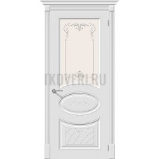 Дверь эмаль Скинни 21 Art Whitey