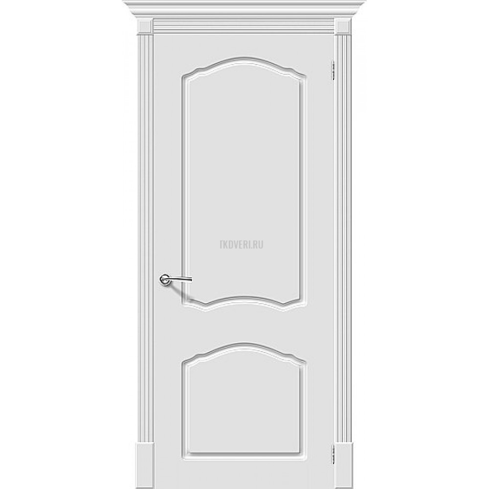 Дверь эмаль Скинни 30 Whitey