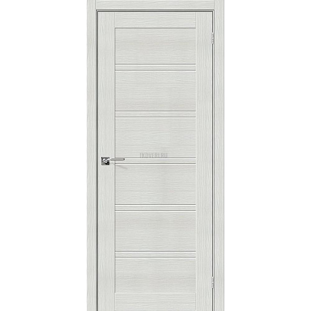 Дверь экошпон Порта-28 Bianco Veralinga