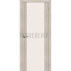 Дверь экошпон Порта-13 Cappuccino Veralinga