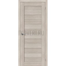 Дверь экошпон Порта-21 Cappuccino Veralinga