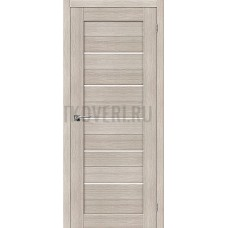 Дверь экошпон Порта-22 Cappuccino Veralinga/Magic Fog