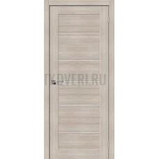Дверь экошпон Порта-28 Cappuccino Veralinga