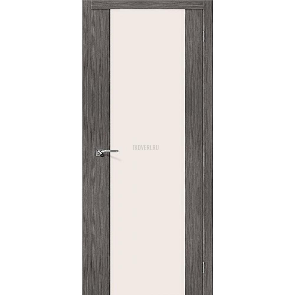 Дверь экошпон Порта-13 Grey Veralinga