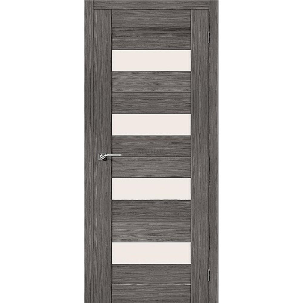 Дверь экошпон Порта-23 Grey Veralinga