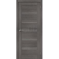 Дверь экошпон Порта-28 Grey Veralinga