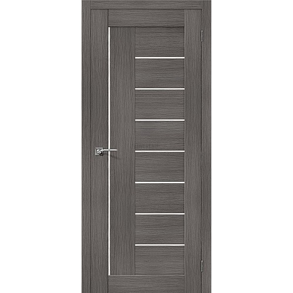 Дверь экошпон Порта-29 Grey Veralinga