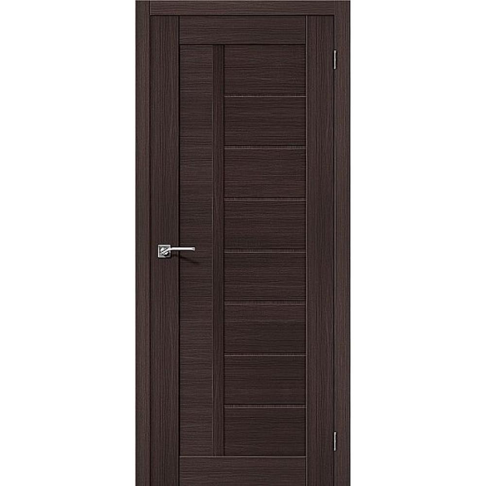 Дверь экошпон Порта-26 Wenge Veralinga
