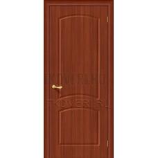 Дверь ПВХ Кэролл Итальянский орех глухая