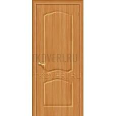 Дверь ПВХ Лидия Миланский орех глухая