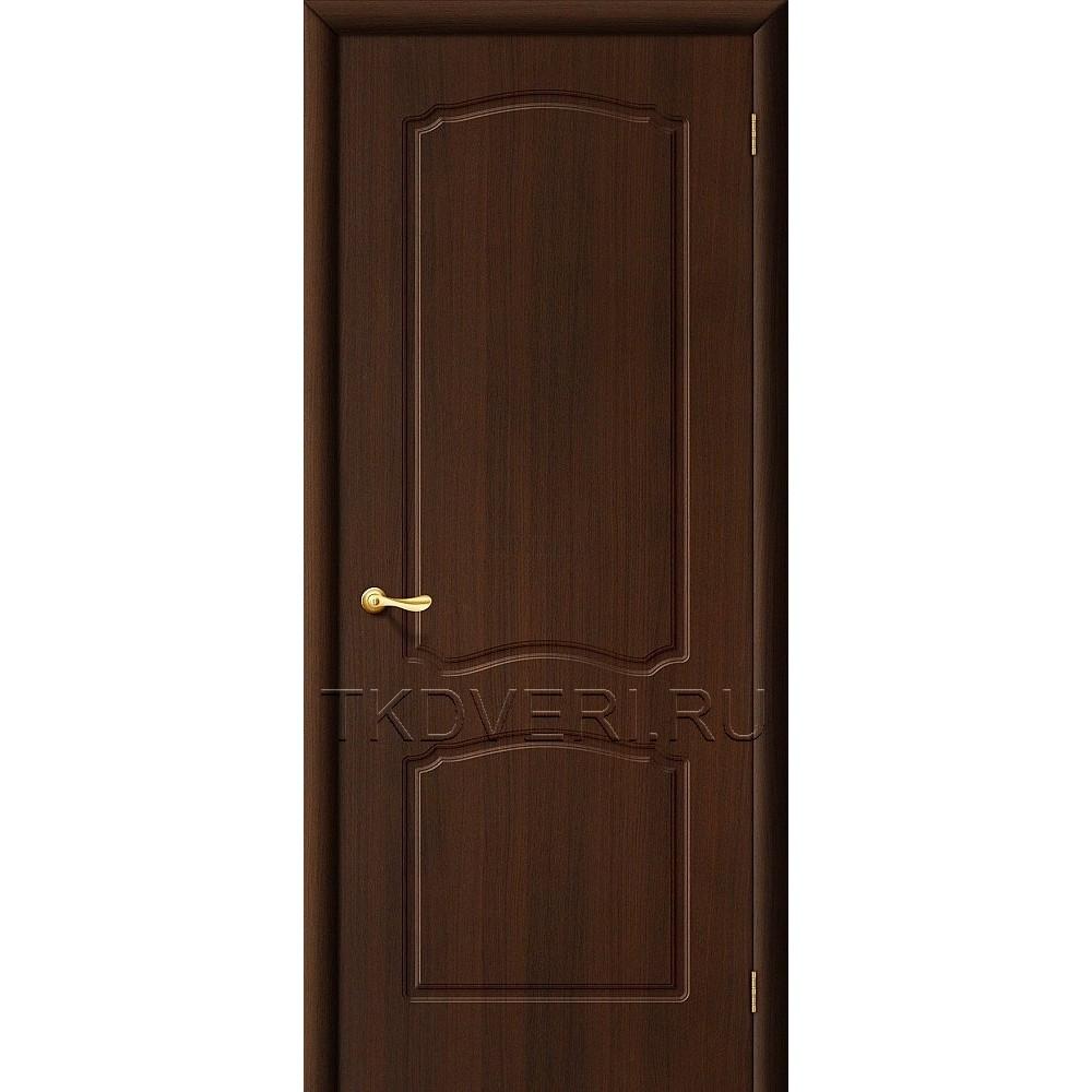 Дверь ПВХ Альфа Венге глухая