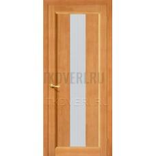 Вега-18 Светлый орех дверь из массива сосны