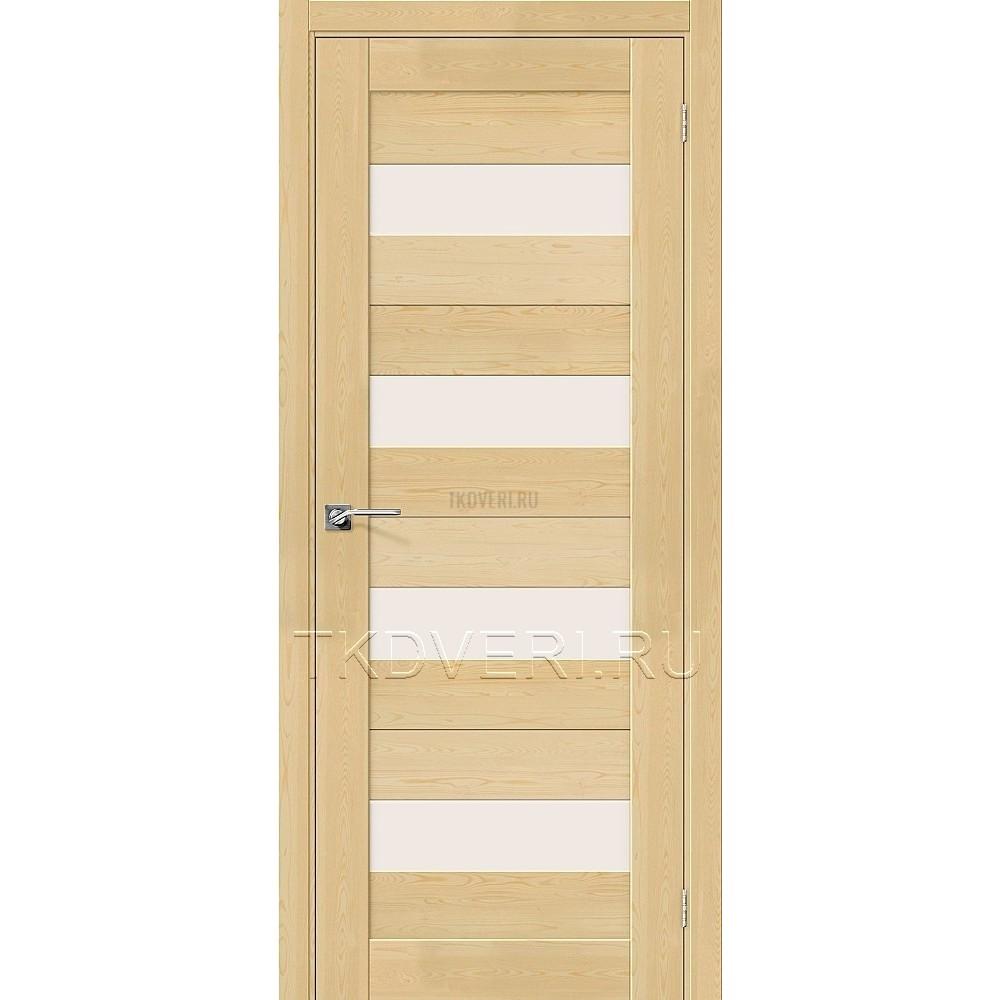 Порта-23 дверь из массива сосны без отделки