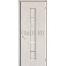 Ламинированная глухая дверь МДФ кромка ПВХ БелДуб 010-0289
