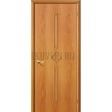 Дверь ламинированная из МДФ с финишным покрытием МиланОрех 010-0564 (глухая)