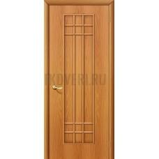 Ламинированная дверь глухая МДФ МиланОрех 010-0113