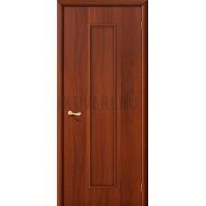 Ламинированная дверь глухая МДФ c финиш-пленкой ИталОрех 010-0163