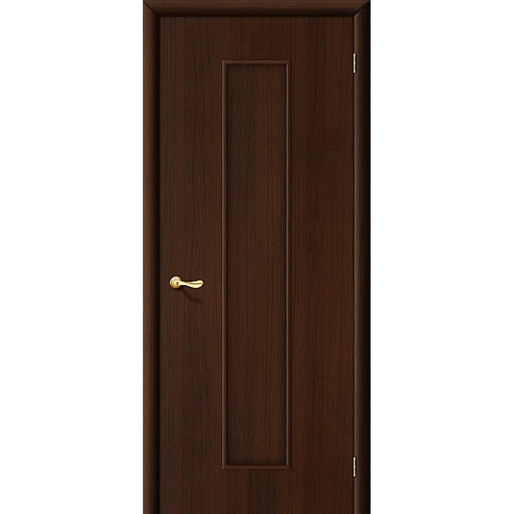 Ламинированная дверь глухая МДФ c финиш-пленкой Венге 010-0176