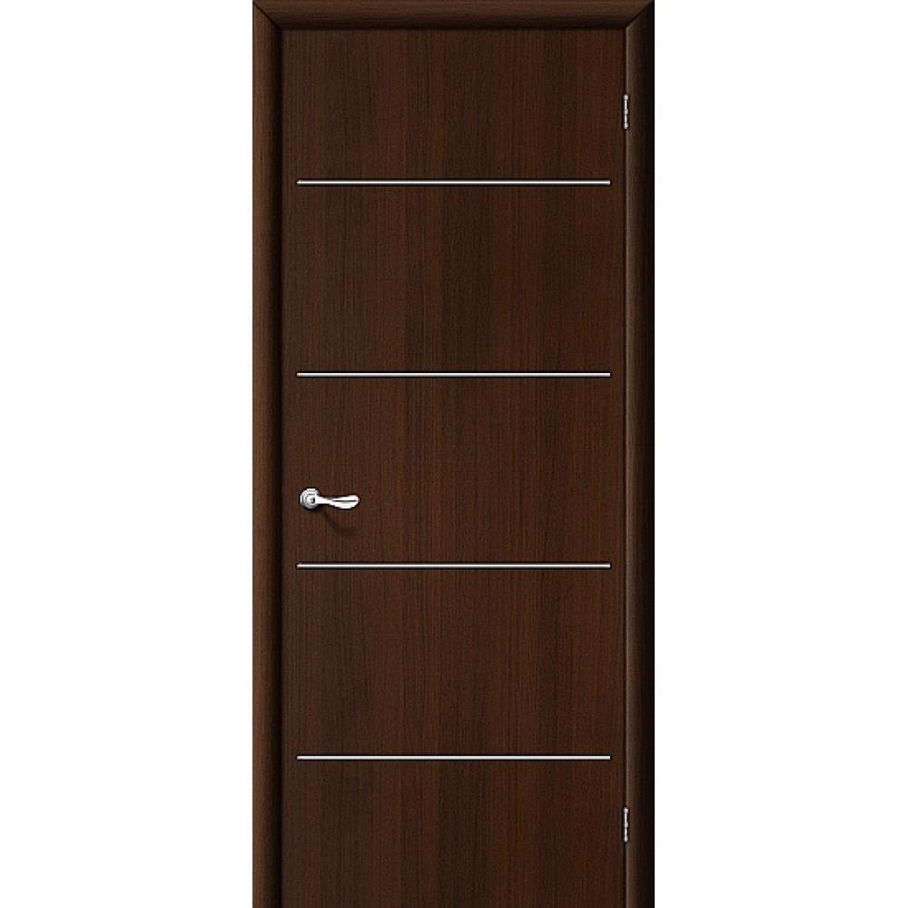 Дверь Декор из МДФ Венге 010-0582