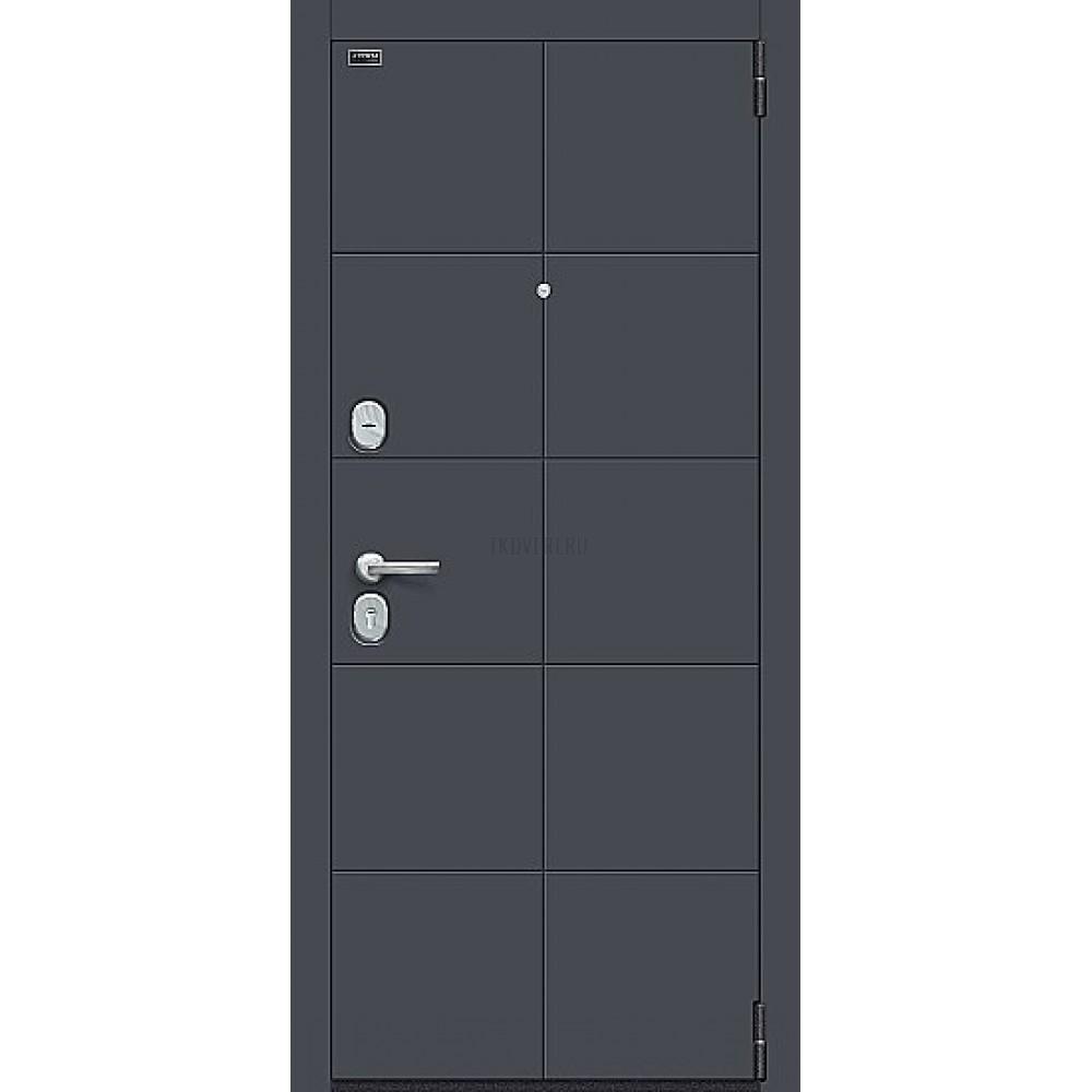 Porta S 10.П50 Graphite Pro/Nordic Oak