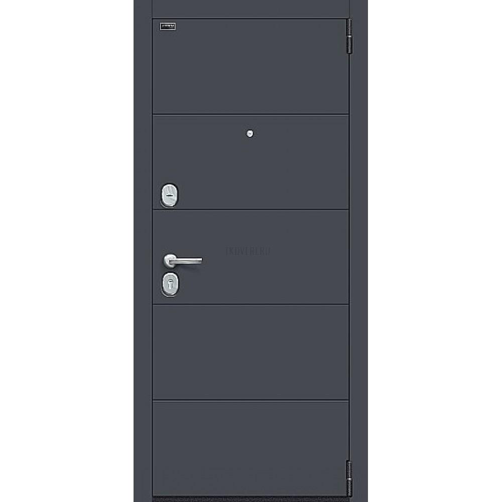 Porta S 4.Л22 Graphite Pro/Nordic Oak 033-0048
