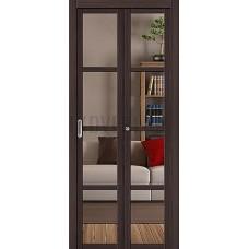 Межкомнатная дверь книжка Эко Шпон 091-0362