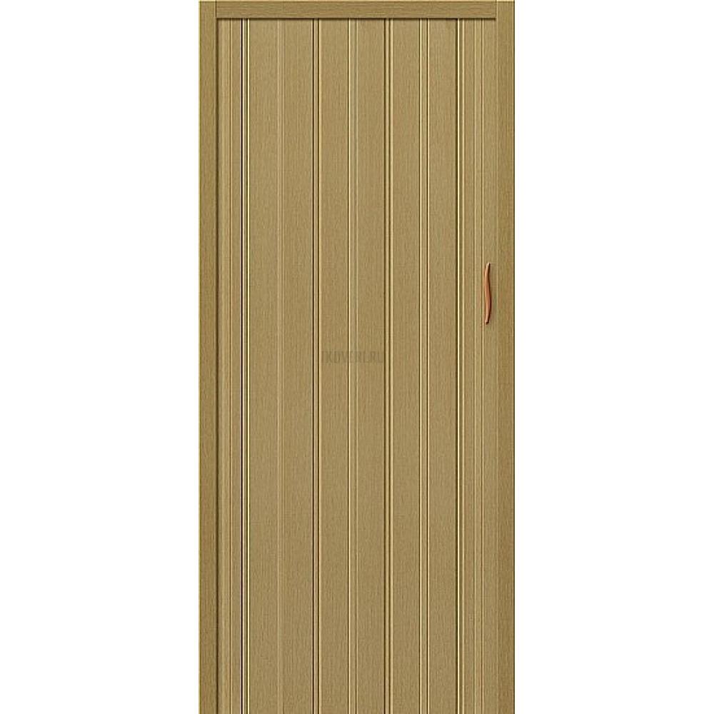 Раздвижная пластиковая дверь ПВХ Светлый Дуб 153-029