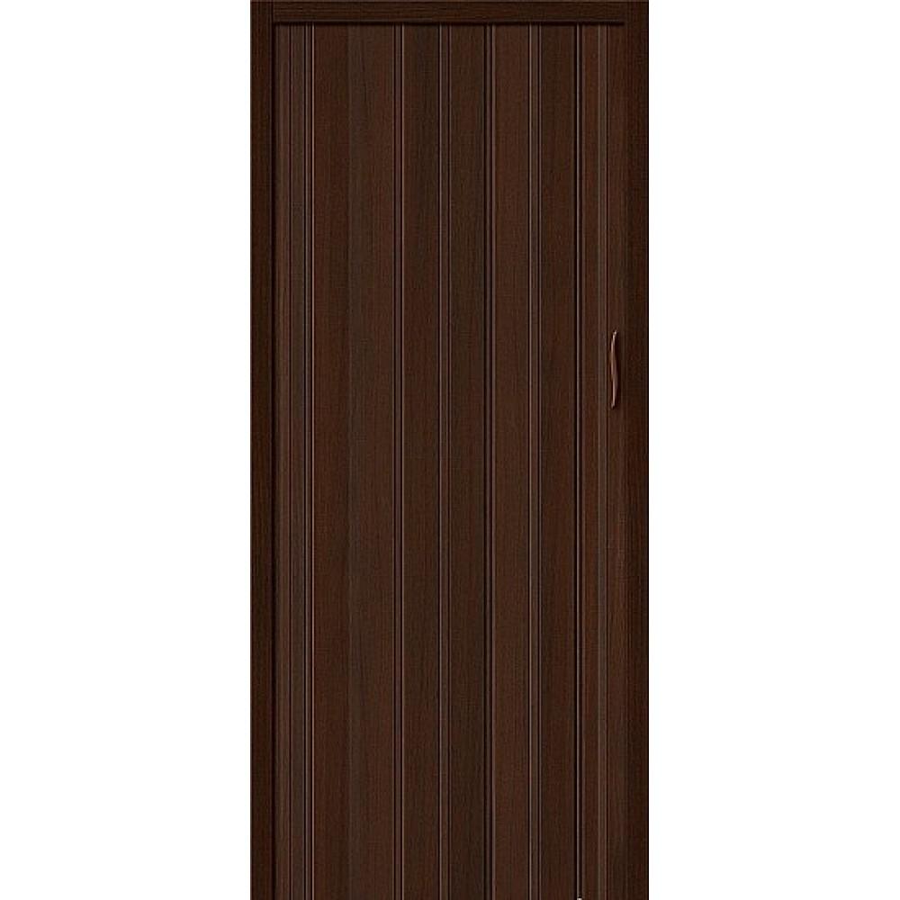 Дверь гармошка ПВХ Венге