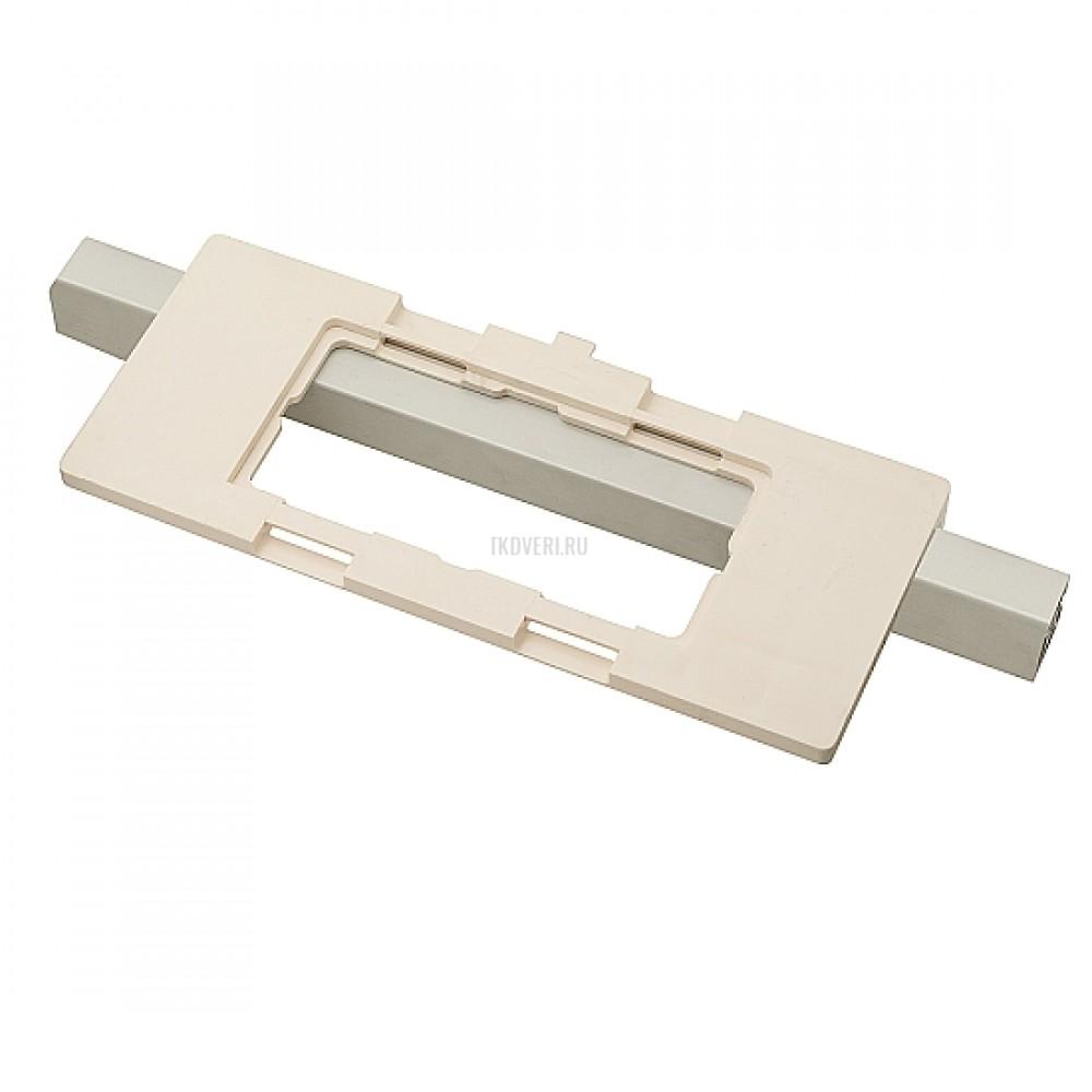 Шаблон для врезки дверных петель скрытой установки Белый 055-0191 400*125