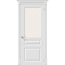 Дверь эмаль Скинни 15.1 Whitey