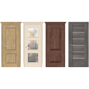 Новые модели дверей уже в продаже!