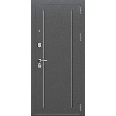 Дверь входная Groff Т2-220 Антик Серебро / Wenge Veralinga