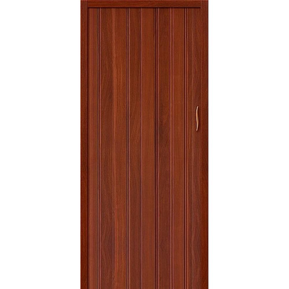 Дверь гармошка ПВХ ИталОрех