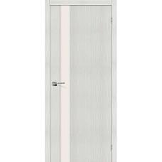 Дверь экошпон Порта-11 Bianco Veralinga