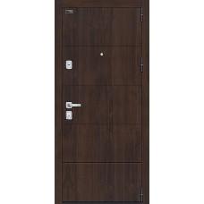 Дверь входная Porta M 4.П23 Almon 28 / Bianco Veralinga