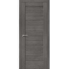 Дверь экошпон Порта-21 Grey Veralinga