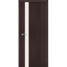 Дверь экошпон Порта-11 Wenge Veralinga