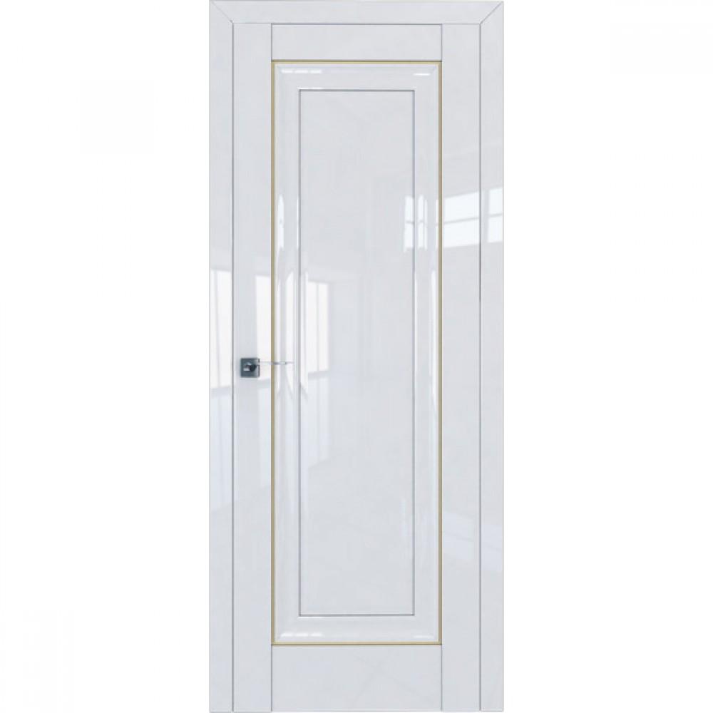 23L Белый люкс золото
