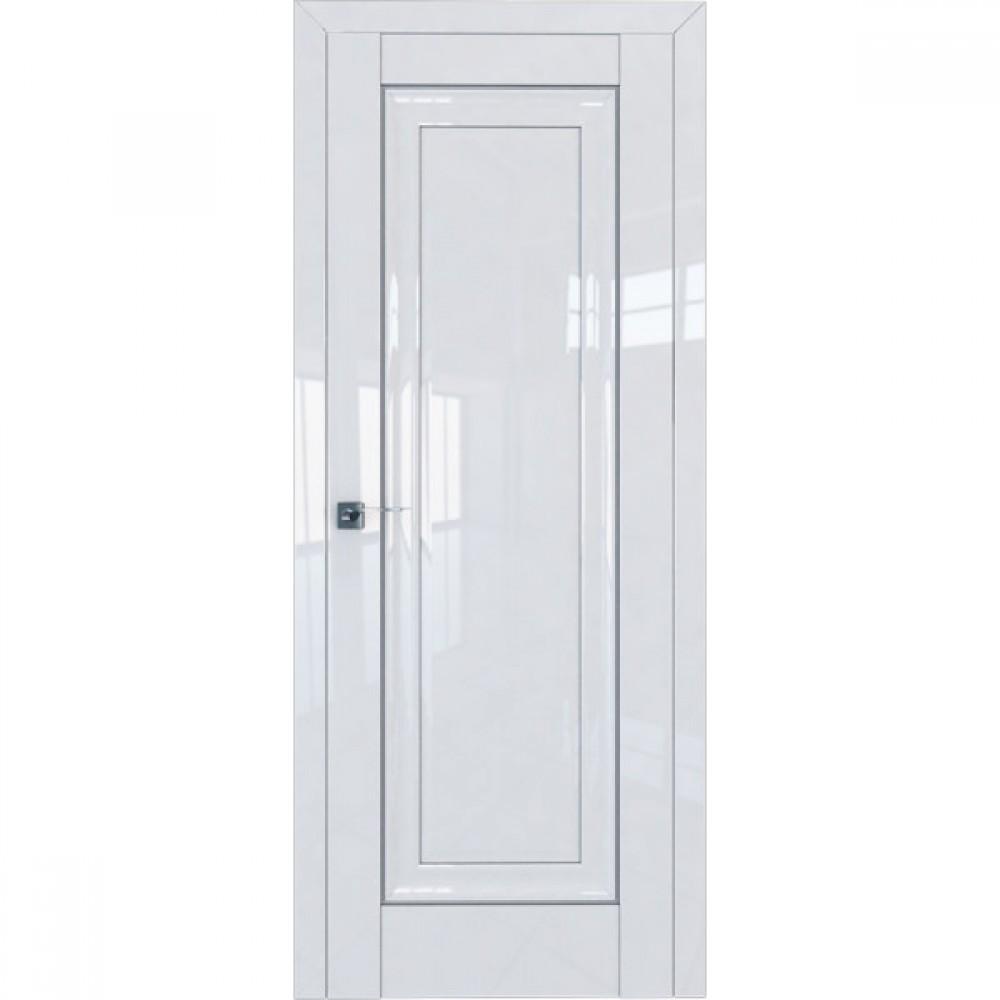 23L Белый люкс серебро